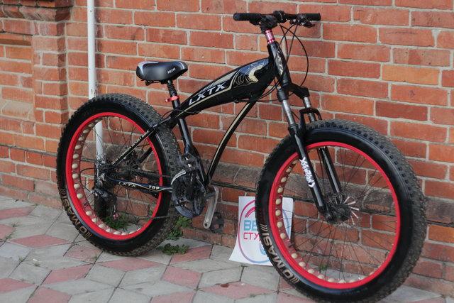 fat bike напрокат